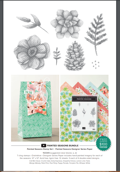 More reasons to Celebrate Sale-A-Bration ! – Stamping With A